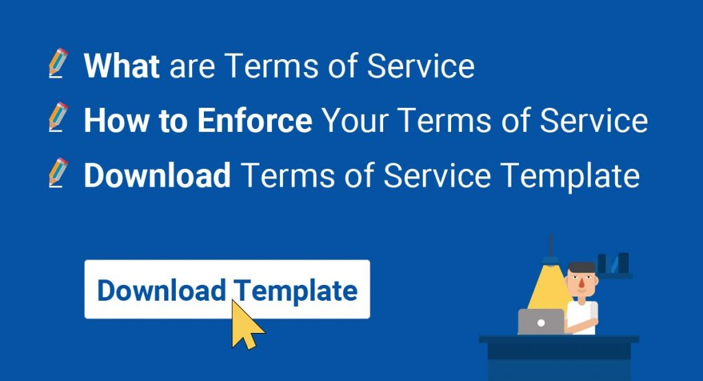 Sample Terms of Service Template - CTA